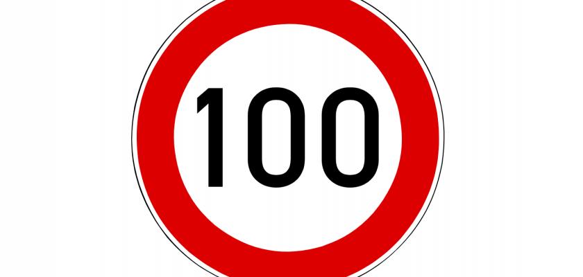 Maximumsnelheid vanaf maart 2020