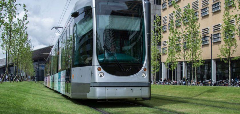 Tram voorrang